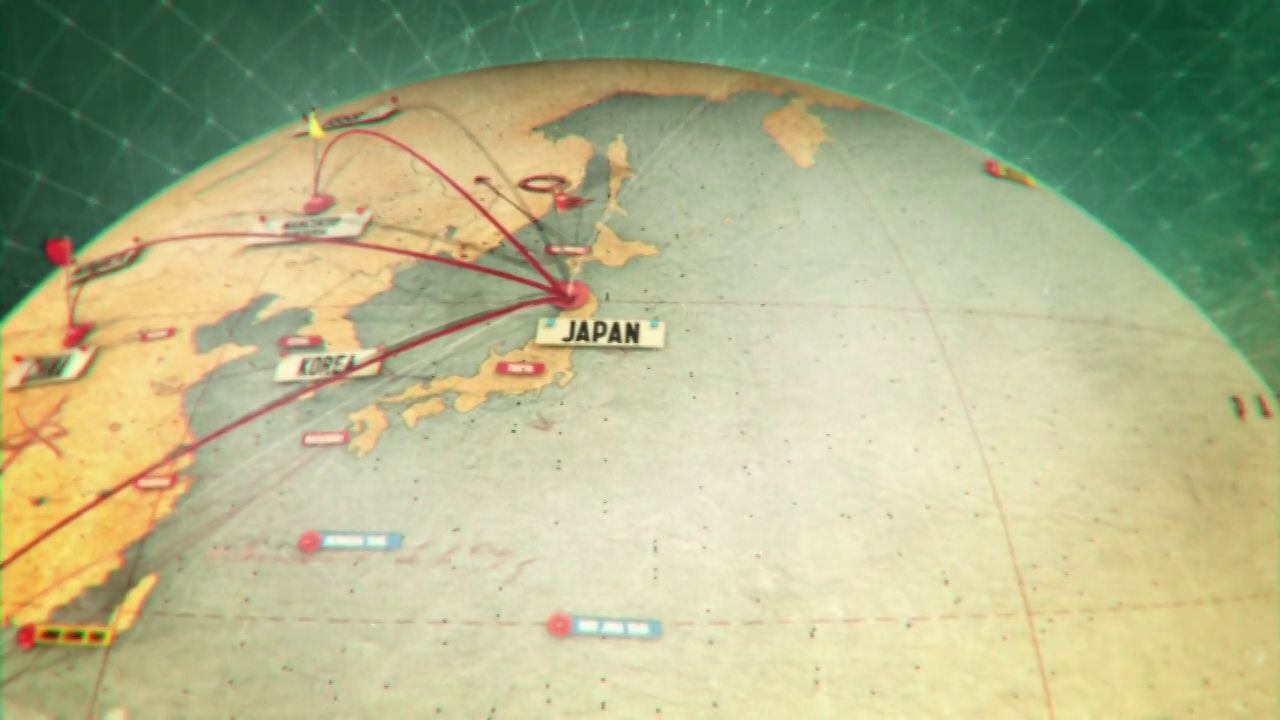 After effects wango world war ii from space after effects sciox Gallery